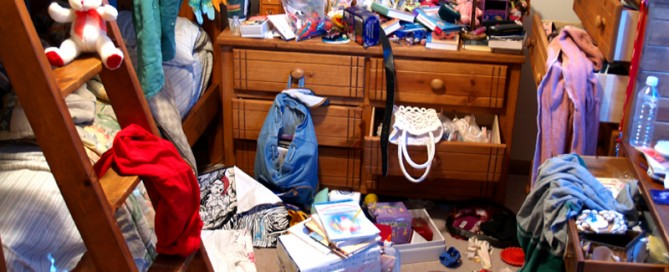 Question: Is My Cluttered House the Worst You've Seen?