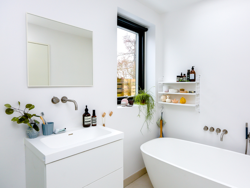 Creative Small Bathroom Storage Ideas - Mindful Decluttering ...